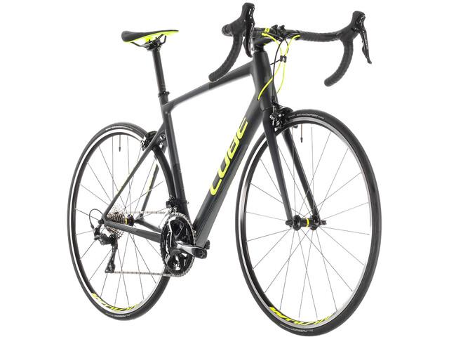 Cube Attain GTC Pro Racercykel grå (2019) | Road bikes